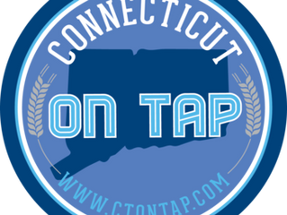Come visit our booth at Connecticut on Tap!