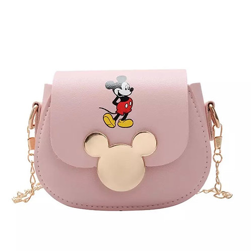 Mickey purse (mauve)