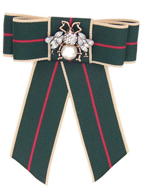 Broche necktie