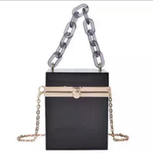 Black box purse