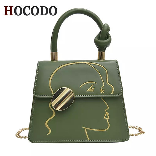 Green Hocodo Purse