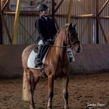 Clinique de para-equestre avec Clive Mikins