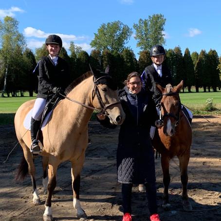 Jeux équestres du Québec 2019 a Bécancour