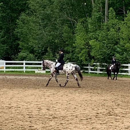 Concours régional Ranch Carola et Filles