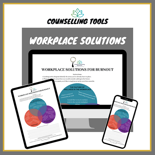 Workplace Solutions to Burnout