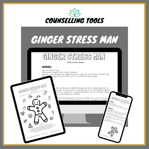 Ginger Stress Man