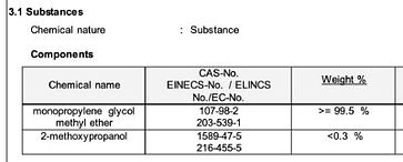 где купить метоксипропанол рм (dowanol pm, solvenon pm, arcosolv pm, methyl proxitol, 1 метокси 2 пропанол) в москве, ростов, спб (низкая цена) с низким содержанием изомера
