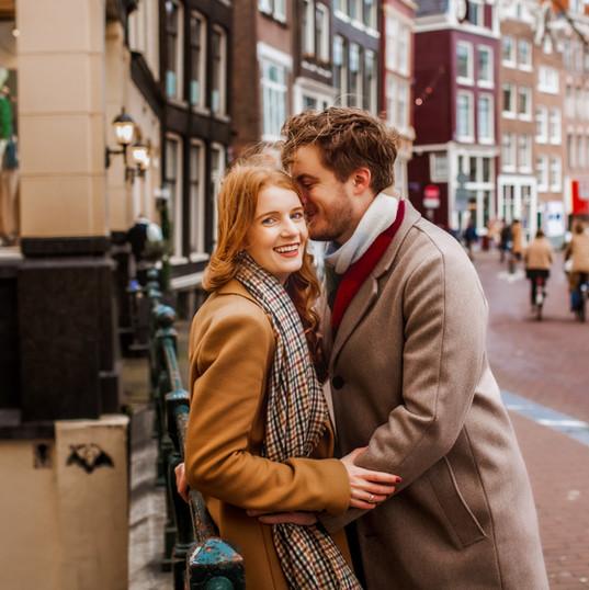 Amsterdam Engagement