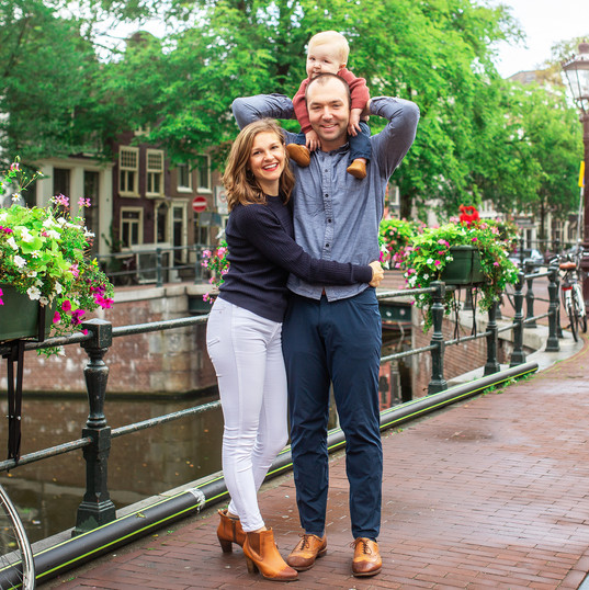 Amsterdam Family Photos