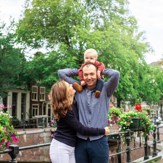 Family Photo Amsterdam