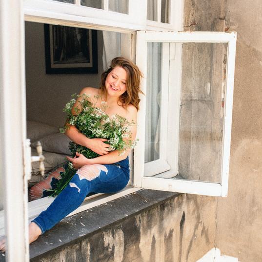 European Window Photoshoot