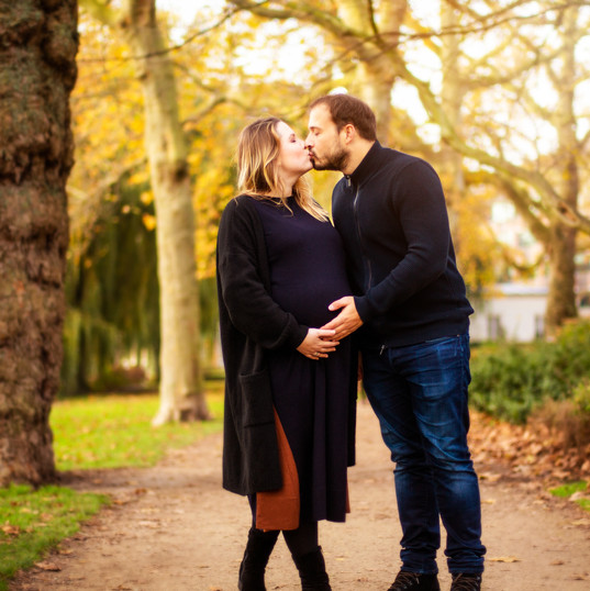 Couple Expecting