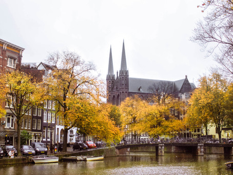 Favorite Fall Photo Locations in Amsterdam