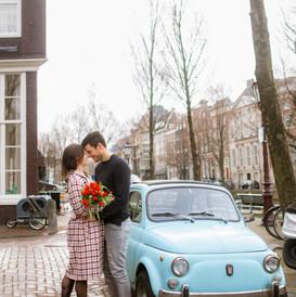 Amsterdam Couple