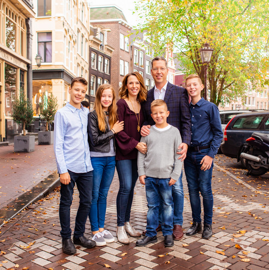Family Photos Amsterdam