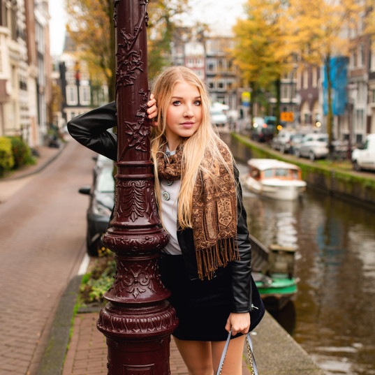 Amsterdam Blogger Photoshoot
