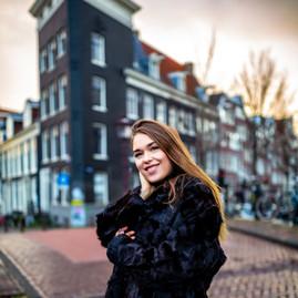 Female Model Photos Amsterdam