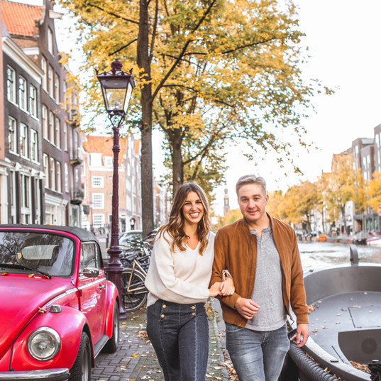 Amsterdam Couple's Photos