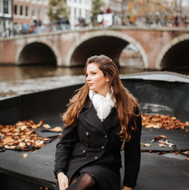 Amsterdam Fall Portrait