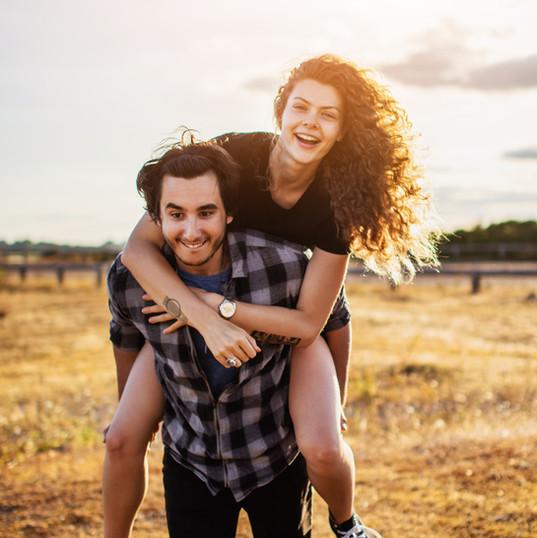 Fun Couple's Photos