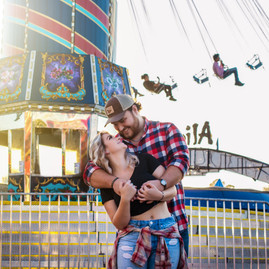 State Fair Couple's Session