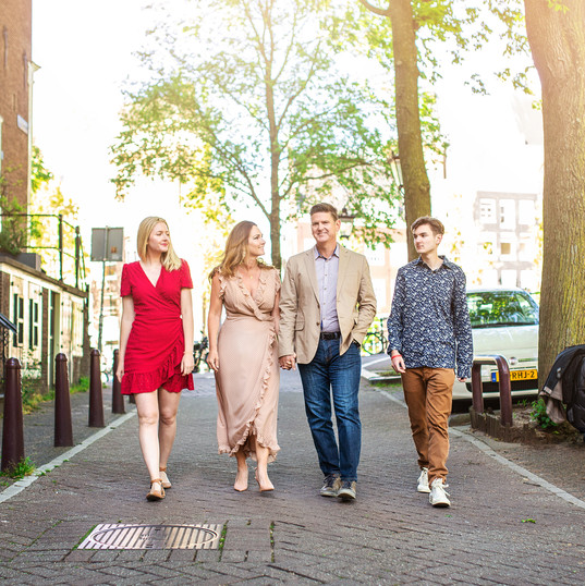 Amsterdam Family Photos