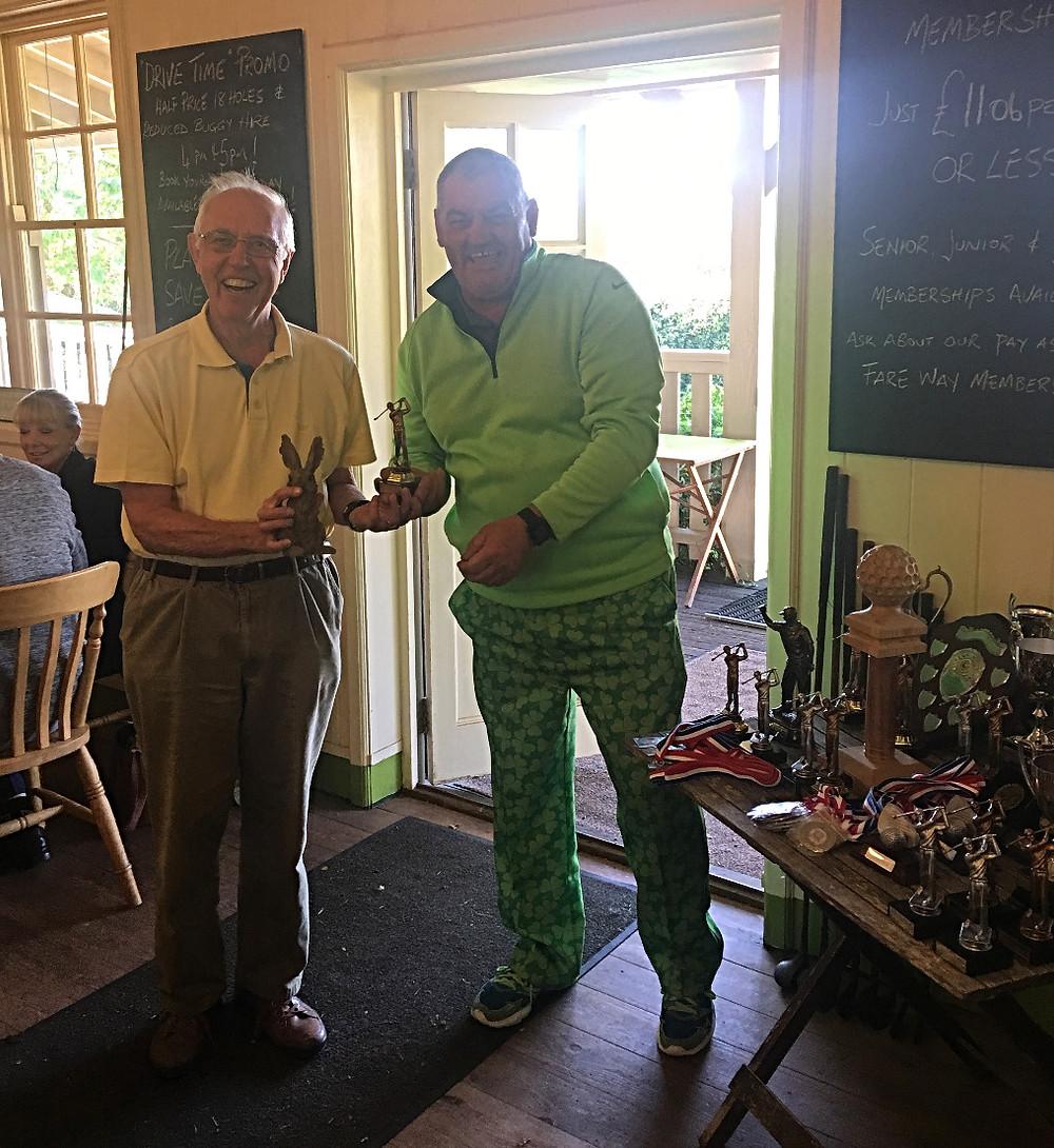 Rabbit Cup Winner
