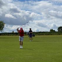 Golf finally returns after COVID-19 Lockdown