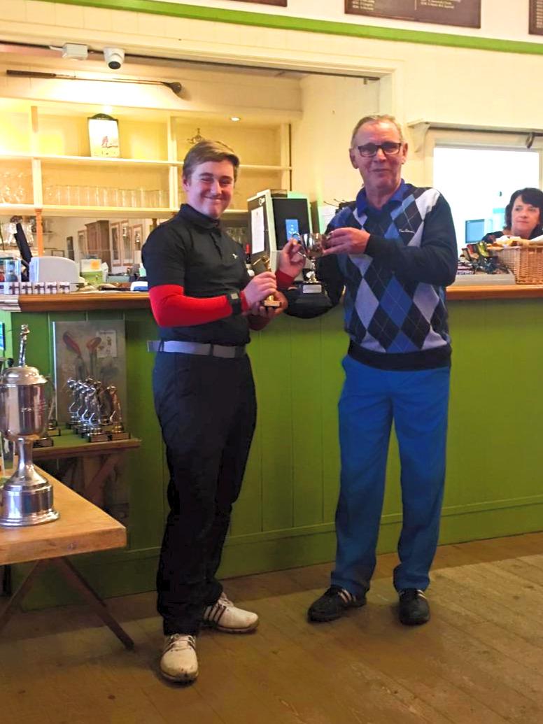 Stableford Cup Winner