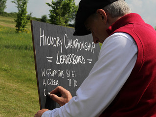 Charity Hickory Golf Event a Success