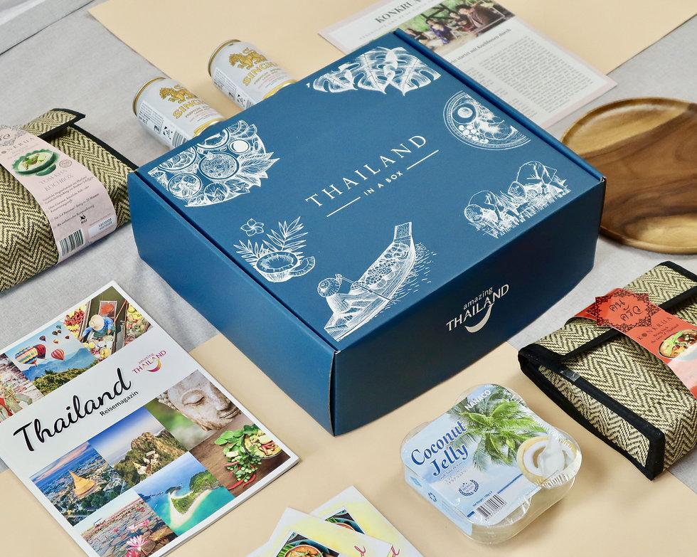 Thailand in a box