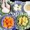 Thumbnail: Massaman Kochbox (für 3-4 Portionen) in der Schilfgras-Tasche