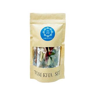Tom Kha Sparpackung (für 3-4 Portionen) mit 400 ml Kokosmilch