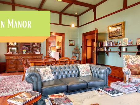How we made Buxton Manor even better!