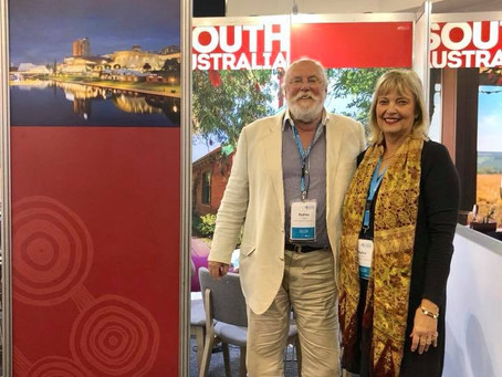 North Adelaide Heritage Group at #ATE18