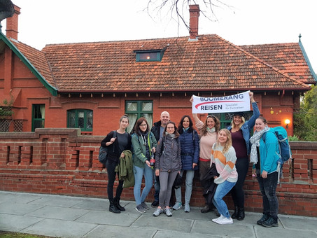 German Travel Agency Famil at Buxton Manor