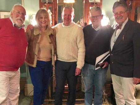 BBC's 'Bargain Hunt' Tim Wonnacott in South Australia