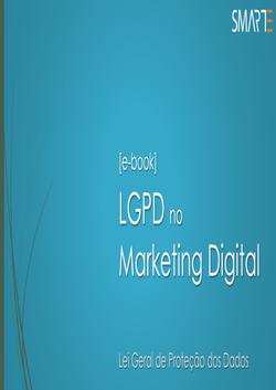 LGPD no Marketing Digital