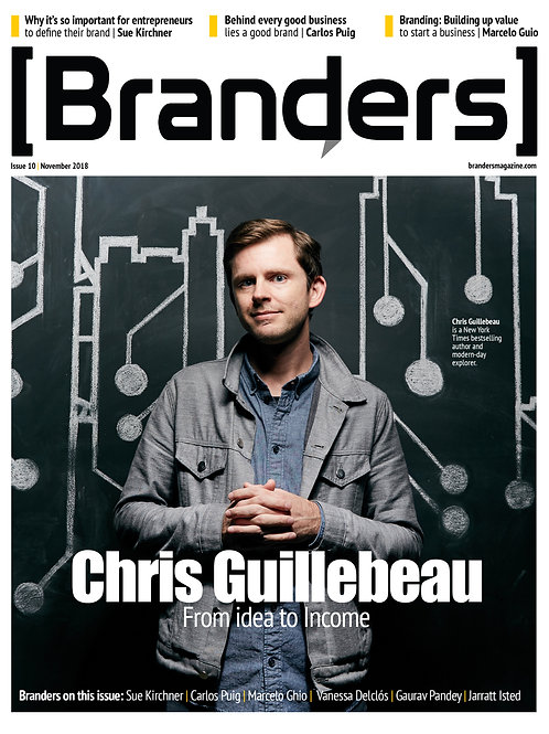 Branders Magazine Issue 10