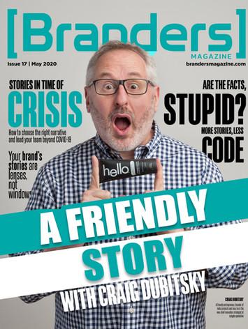 Branders Magazine Isue 17