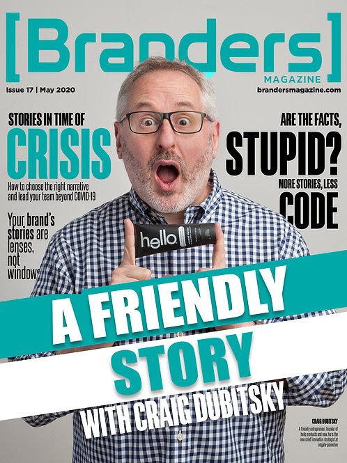 Branders Magazine Issue 17