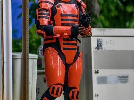 Primera imagen de Michael James Shaw como Mercer en la temporada 11 de The Walking Dead