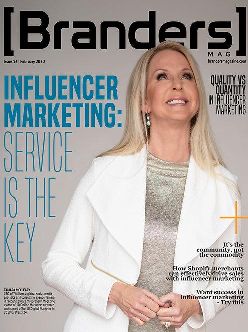 Branders Magazine Issue 16