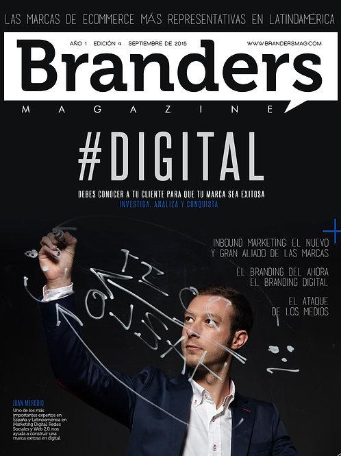 Branders Magazine Issue 4 (Spanish)