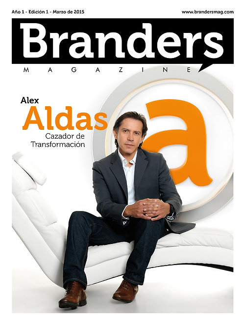 Branders Magazine Issue 1 (Spanish)