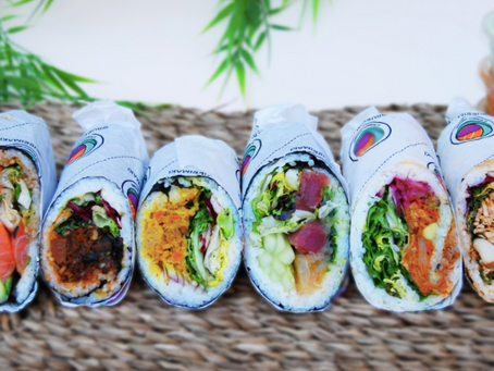Innovating beyond fusion cuisine from two of our favorites bites worldwide
