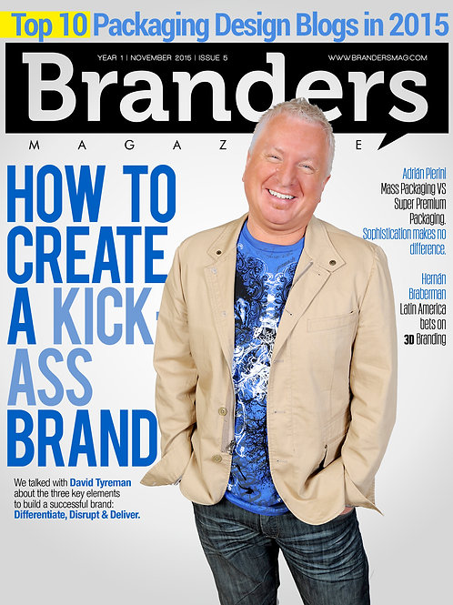 Branders Magazine Issue 5