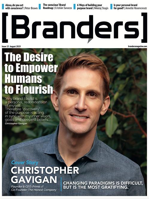 Branders Magazine Issue 13