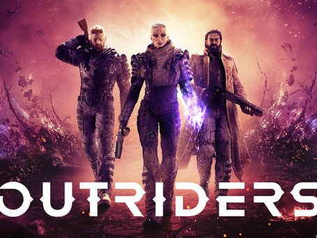 Review: Outraiders