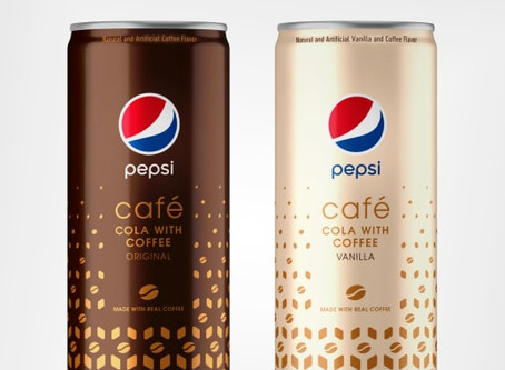Pepsi will launch a new coffee-cola drink next year